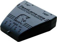 Mark of the Unicorn Fast Lane USB Midi Interface HYBRD Hybrid CD Win/Mac