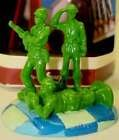 GREEN ARMY MEN 1995 Disneys TINY KINGDOM - 1