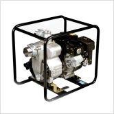 Tsurumi Ept3-50Rx Engine Driven Trash Pump With Low Oil Sensor, 6 Hp