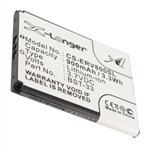 Extended Battery X-Longer for Sony Ericsson M600i, Li-ion, 900 mAh