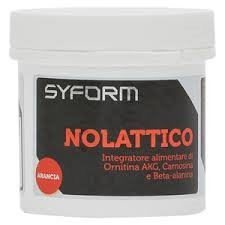 NO LATTICO ARANCIO 50 GR SYFORM