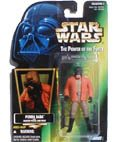 Star Wars: Power of the Force Green Card Ponda Boba Action Figure