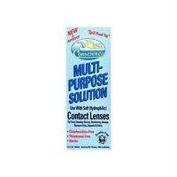Clear Conscience: Multi Purpose Solution For Soft Contact Lenses, 12 oz