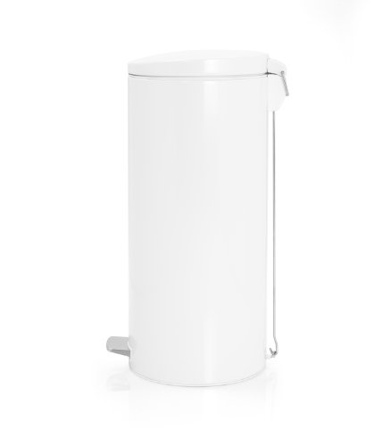 RoomClip商品情報 - ブラバンシア ダストボックス ペダルビン モーションコントロール 30L ホワイト 478741