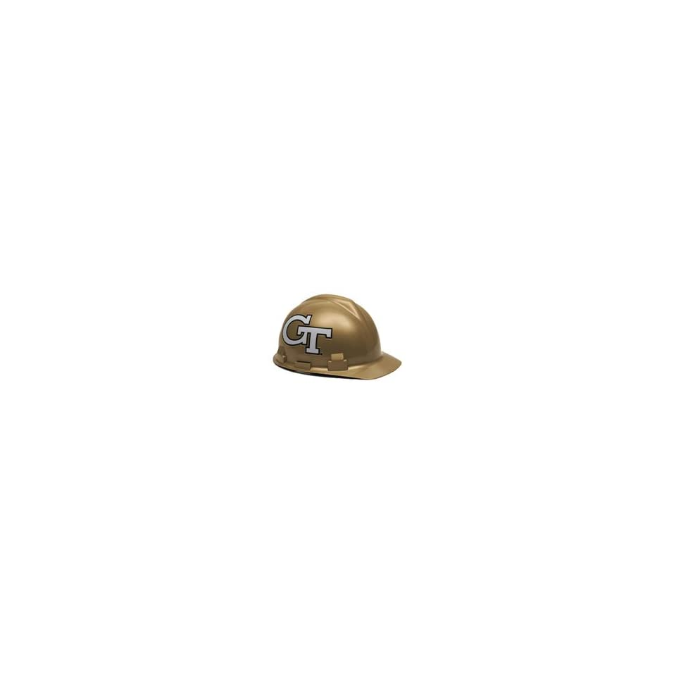 quality design af85e a999b Wincraft Georgia Tech Yellow Jackets Hard Hat