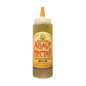 Madhava Organic Agave Nectar, Light, 11.75-Ounce (Pack of 6) ( Value Bulk Multi-pack)