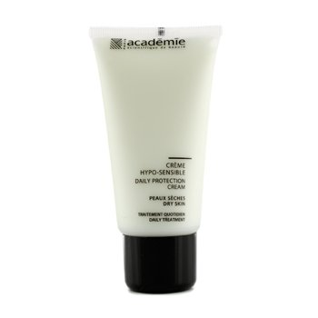 Academie - Hypo-Sensible Daily Protection Cream (Tube) - (Dry Skin) - 50Ml/1.7Oz