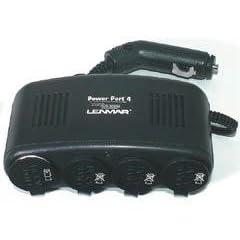 """LENMAR SPP-04 Power Port"""" 4 Outlet DC Power Socket (LENMAR SPP04)"""