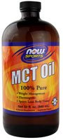 NOW Foods Sports MCT Oil 8212 32 fl oz