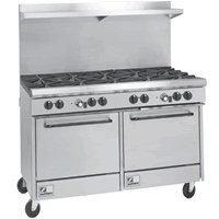 Southbend-S48EE-48-Gas-Open-Burner-Restaurant-Range-S-Series