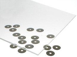 3mm x 500mm x 1000mm Crystal Clear Cast Acrylic Perspex Plexiglass Autoglass Sheet