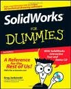 img - for SolidWorks For Dummies 2nd (second) edition Text Only book / textbook / text book