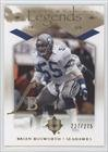 Brian Bosworth #237/275 Seattle Seahawks (Football Card) 2008 Ultimate Collection #104 at Amazon.com