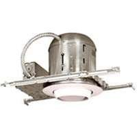 Power Zone 5513BIC3L 6 In. New Construction Recess In-Ceiling Can