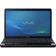 Sony Vaio VPCEE3WFX/BJ AMD Athlon II X2 P340 2.2Ghz 4GB 500GB DVD+/-RW 15.5 Win 7 HP (Matte Starless)