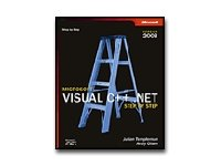 MICROSOFT VISUAL C++ NET STEP ( 0-7356-1907-7 )