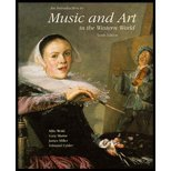 Introduction to Music and Art in the Western World (0071148671) by Wold, Milo