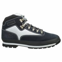 Timberland Men's Navy Nubuck with White Cordura EcoMade F Le