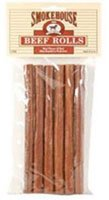 Smokehouse Beef Rolls Dog Treats 10 Inches -- (Pack of 2) --2x6 Pack