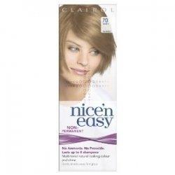 trois paquets de clairol nicen facile aimer soin non permanents coloration cheveux - Coloration Blond Beige