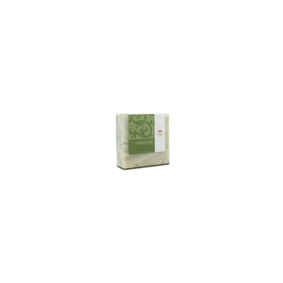 Mandara Spa Java Green Tea and Wild Honey Soap 115g