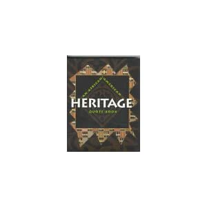 AN AFRICAN-AMERICAN HERITAGE QUOTE BOOK Susan Carnahan