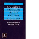 A Student's Grammar of the English Language (Grammar Reference) (0582059712) by Greenbaum, Sidney