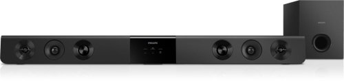 Philips Htl5110/F7 Soundbar Speaker, Black