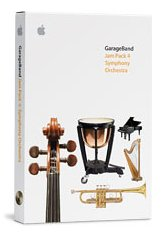 Apple GarageBand Jam Pack 4: Symphony Orchestra (Mac) [OLD VERSION]