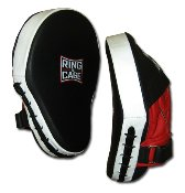 Curved Punch Focus Mitts, Boxing, MMA, Mixed Martial Arts