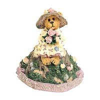 Boyds Bears Miss Stopawhyle... Making Time Retired 270562
