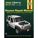 Jeep Liberty 2002-2004 (Haynes Repair Manual) ~ John Haynes