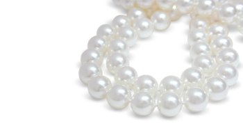 "7.5x8mm A+ Quality Double Strand Japanese Akoya saltwater cultured pearl necklace 18"" and 19"""