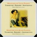 Russian Miniatures for Young Pianists