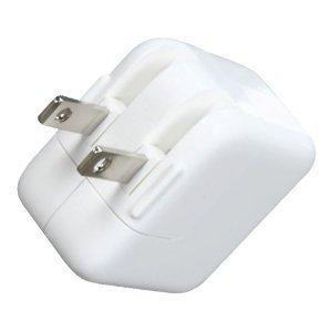 OEM Apple iPad 3, iPad 2, iPad 10W USB Power Adapter MC359LL/A (White)