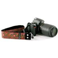 """Camera Straps by Capturing Couture: Romance Bliss 1.5"""" SLR/DSLR Camera Strap"""