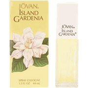 Jovan Island Gardenia per Donne di Jovan - 45 ml Eau de Cologne Spray