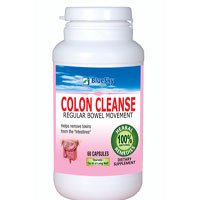 Blue Sky Herbal, Inc Colon Cleanser, 60 Caps (Pack of 2)