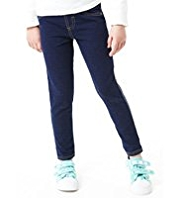 Cotton Rich Pull On Denim Jeggings