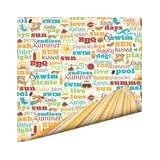 Imaginisce Endless Summer Sun Kissed 12x12 Scrapbook Paper