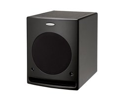 Velodyne Dls-3500R Black 8-Inch 160-Watt Powered Subwoofer