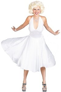 Marilyn Monroe Deluxe Adult Costume Size 6-8 Small