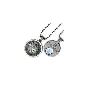 Power Balance Performance Technology Zinc Alloy Pendant Necklace By Scalar Energy Wonders Available colors: Silver Black and Gray