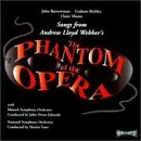 Songs from Andrew Lloyd Webbers The Phantom of the Opera