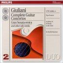 Complete Guitar Concertos;Gran Sonata...