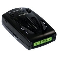 Whistler XTR-695 Radar/Laser Detector with Real Voice Alerts and External Audio Jack