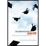 Academically Adrift (11) by Arum, Richard - Roksa, Josipa [Paperback (2010)]