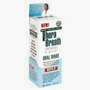 TheraBreath Oral Rinse with Dosage Cap-16 oz