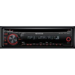 Citroen - Autoradio Cd Mp3 Kenwood Kdc 3051 R Citroen