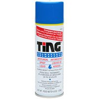 Ting tolnaftate antifungal liquid spray - 3 oz